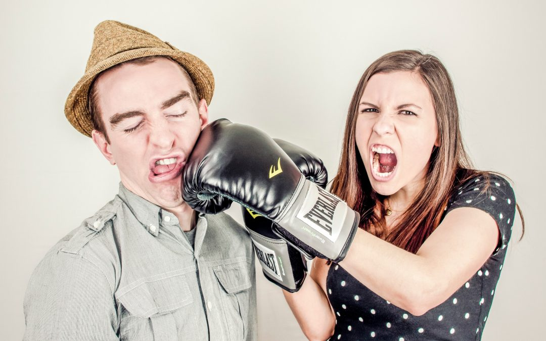 How to communicate with your spouse without anger
