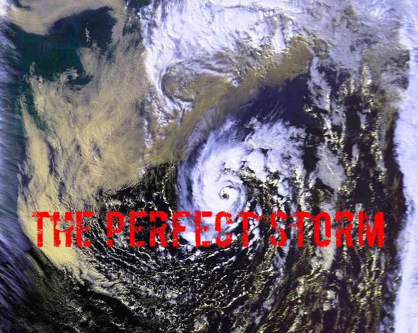 Hope When You're In The Perfect Storm